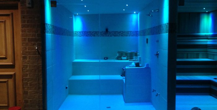 steam sauna service