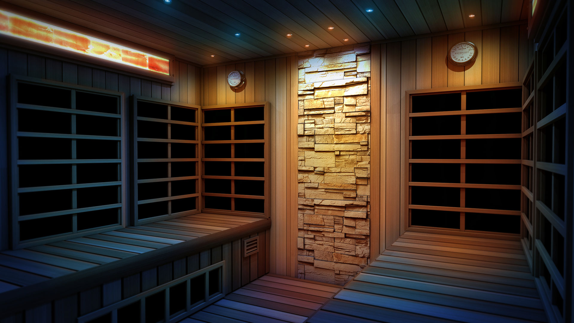 sauna design mccarthy steam and sauna bath. Black Bedroom Furniture Sets. Home Design Ideas